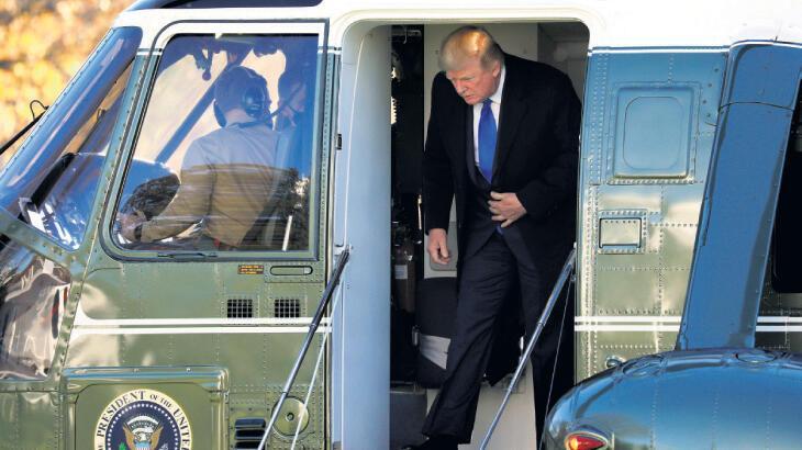 Trump'tan İran için 'açık kart'
