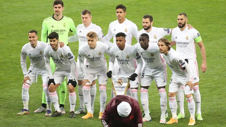 Real Madrid, Kovid-19'a rağmen geçen sezonu karla kapattı