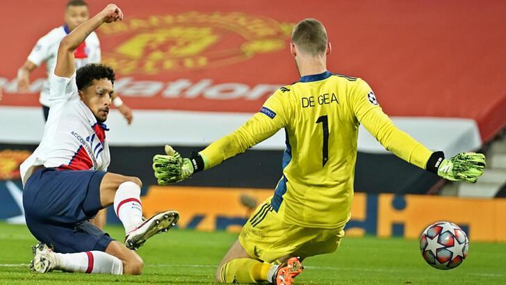 Manchester United-Paris Saint Germain: 1-3