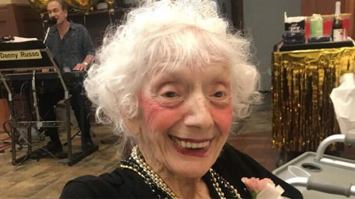 102 yaşında... Bebekken İspanyol gribini, iki kez koronayı yendi!