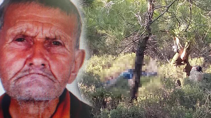 4 gün önce kaybolan yaşlı adamdan acı haber!