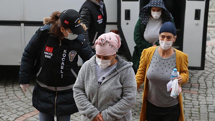 Sokak ortasında tartıştıkları kişiyi öldüren 4 zanlı tutuklandı!
