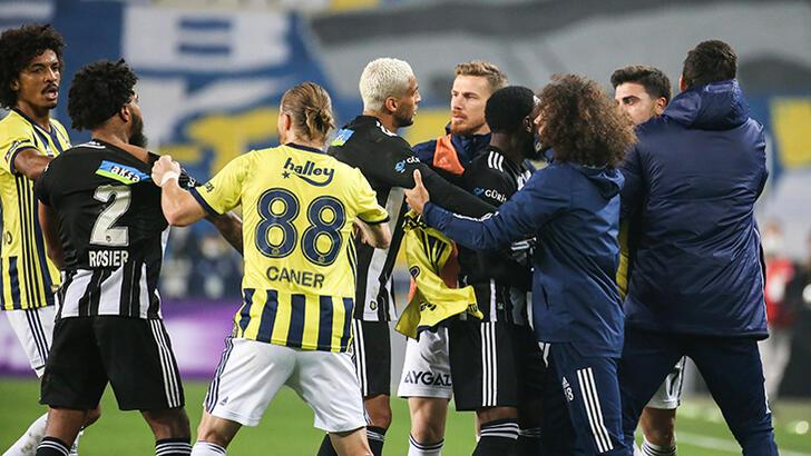 PFDK'den Fenerbahçe ve Beşiktaş'a ceza!