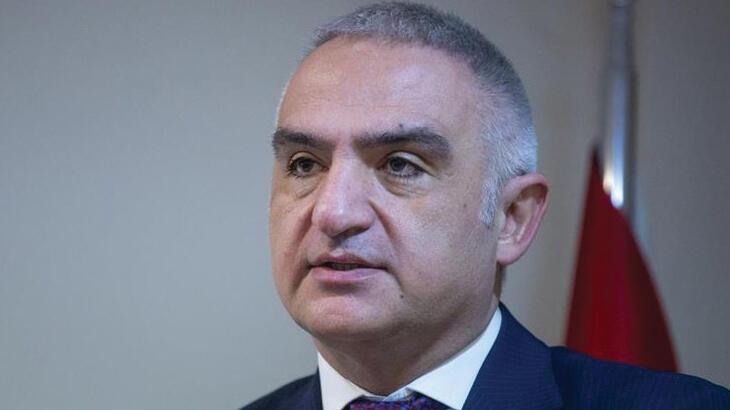 Bakan Ersoy, CSO'nun yeni binasının açılışında konuştu:  İnşa edilmiş en büyük yapı