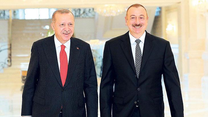 Erdoğan, Azerbaycan'a gidiyor! Karabağ zaferi törenine katılacak