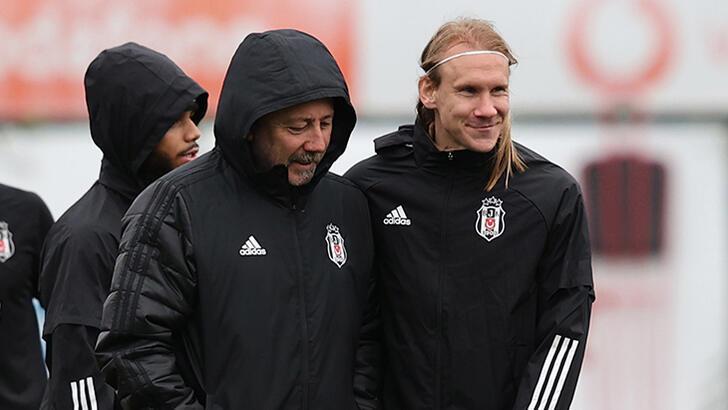 Son dakika - Beşiktaş'ta Sergen Yalçın'dan Welinton kararı!