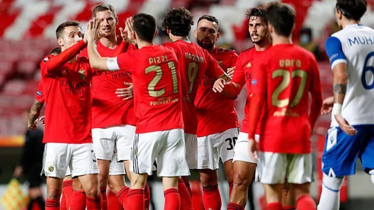 UEFA Avrupa Ligi'nde gruptan çıkanlar belli oldu
