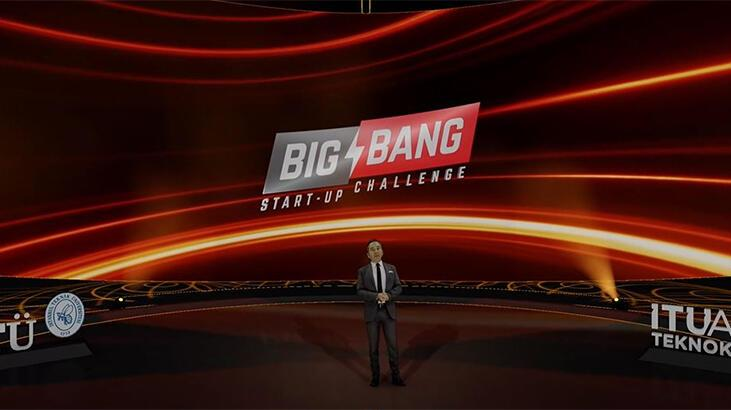 Big Bang sahnesi 54 milyon TL'yi aşkın ödül, nakit ve yatırıma şahitlik etti