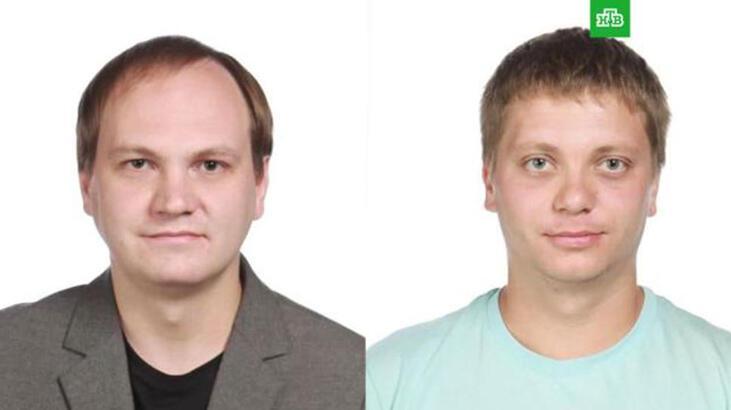 Rus televizyoncular izinsiz çekim yaparken yakalandı!