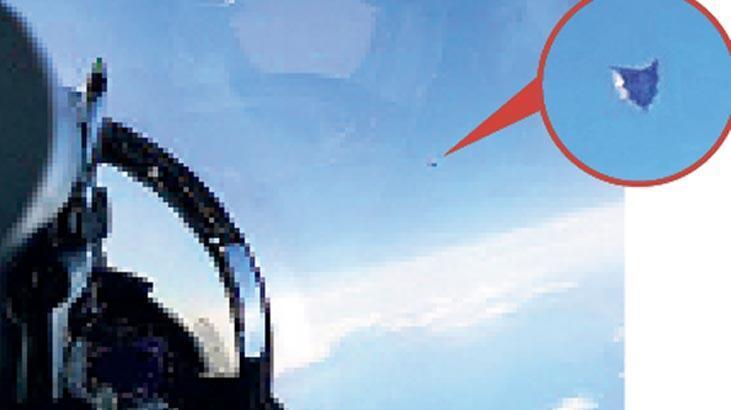Pentagon raporunda 'UFO' görüntüleri