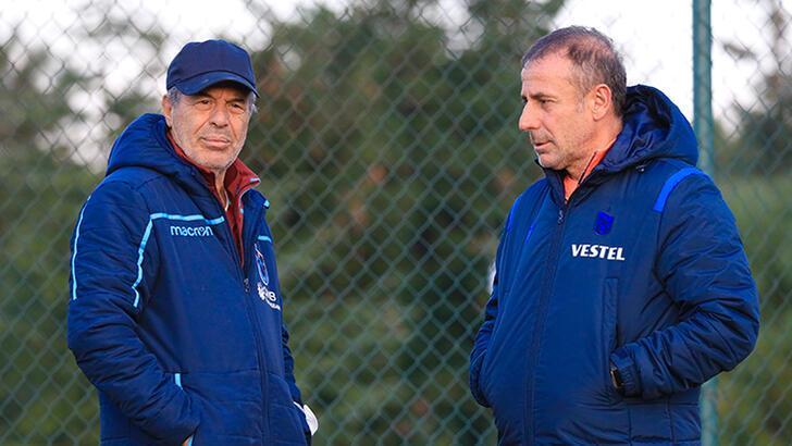 Trabzonspor'da Demir Grup Sivasspor hazırlığı!