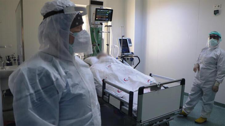 Yürekleri dağlıyor! Korona hastalarının son istekleri sağlık çalışanlarına gözyaşı döktürüyor!