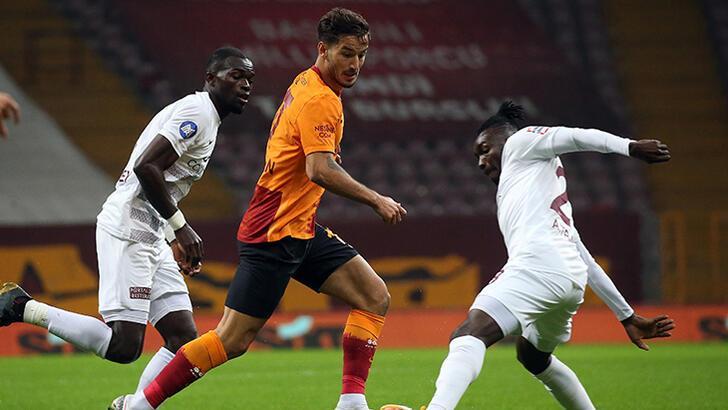 Galatasaray - Hatayspor: 3-0