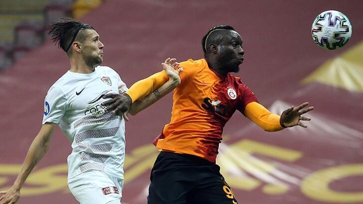 Son dakika - Diagne'den maç sonu Fatih Terim ve Diop sözleri!