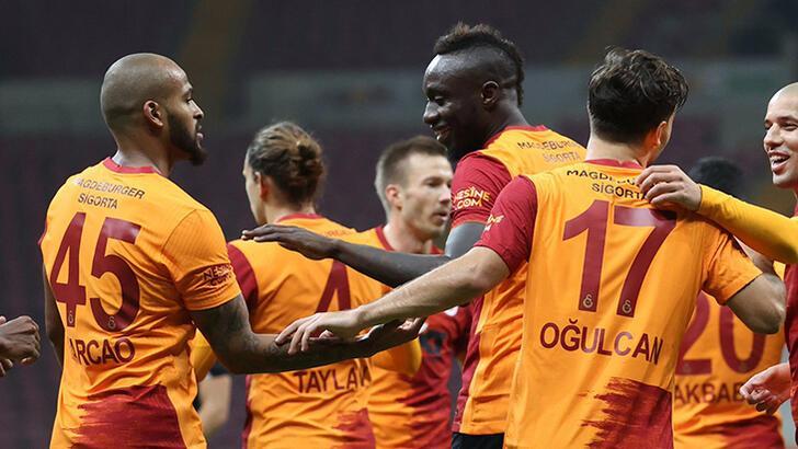 """Son dakika - Marcao maç sonu konuştu! """"Galatasaray'a teşekkür ediyorum"""""""