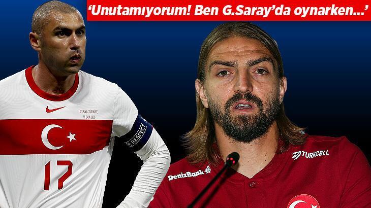 Son dakika haberler: 2022 Dünya Kupası elemeleri sonrası flaş sözler: Unutamıyorum! Ben Galatasaray'da oynarken...