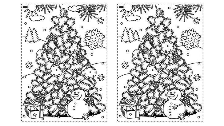 Farklı ağaçlar