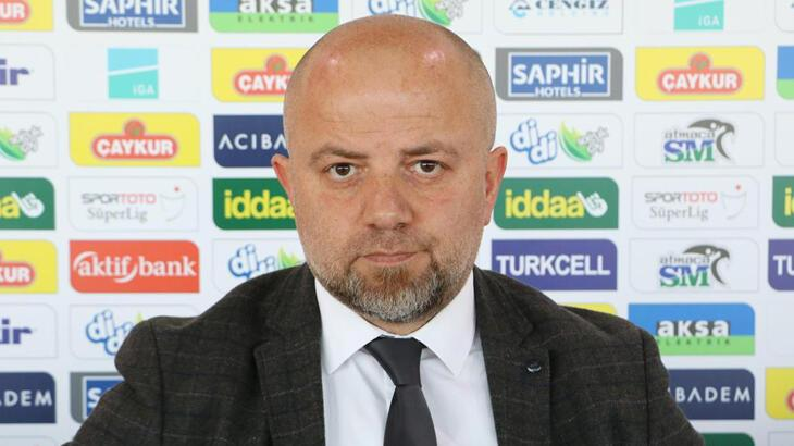Çaykur Rizespor Basın Sözcüsü Bakır: Göztepe maçıyla çıkışa geçeceğiz