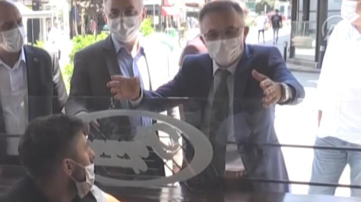 Son dakika... Kurallara uymayan polisler Rize Valisi'ne yakalandı! Cezayı kestirdi, sonra...