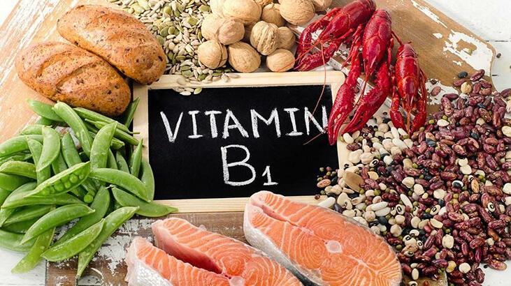 B1 Vitamininin Faydaları Nelerdir? B1 Vitamini (Tiamin) Hangi Besinlerde Bulunur?