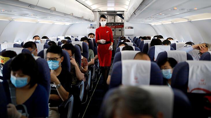 Çin hosteslere 'yetişkin hasta' bezi tavsiye etti