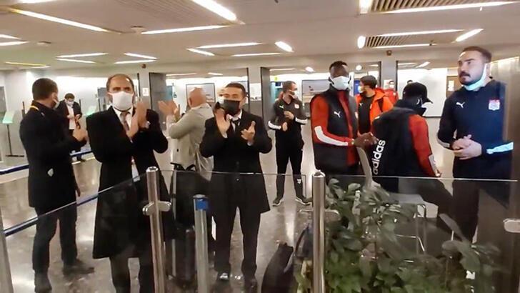 Sivasspor'dan tepki! 'Amaçları eziyetti'