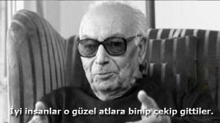 Yaşar Kemal Sözleri: Yaşar Kemal'in Aşk Ve Yaşam İle İlgili En Güzel Sözleri