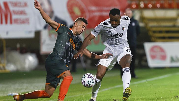 Aytemiz Alanyaspor - Beşiktaş: 2-1