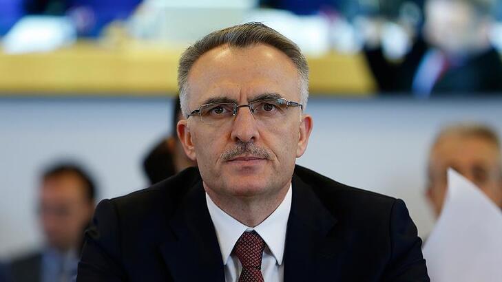 TCMB Başkanı Ağbal sunum yapacak