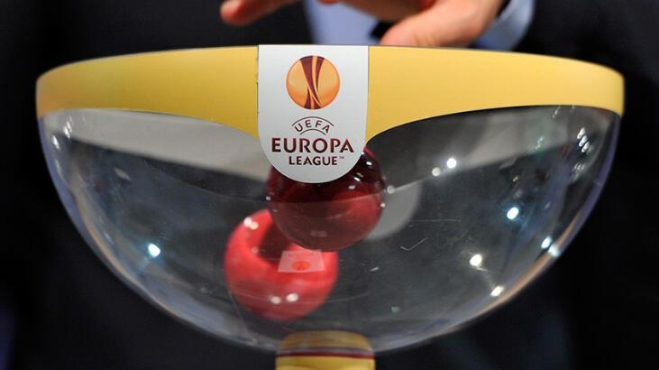 Son dakika - UEFA Avrupa Ligi kura çekildi! İşte eşleşmeler...