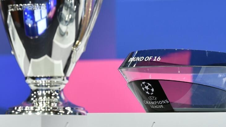 Şampiyonlar Ligi'nde son 16 turunda dev eşleşme!