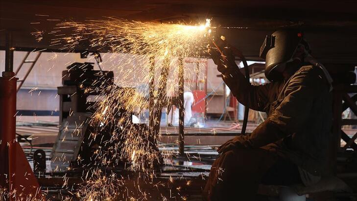 Sanayi üretimi son çeyreğe de güçlü giriş yaptı
