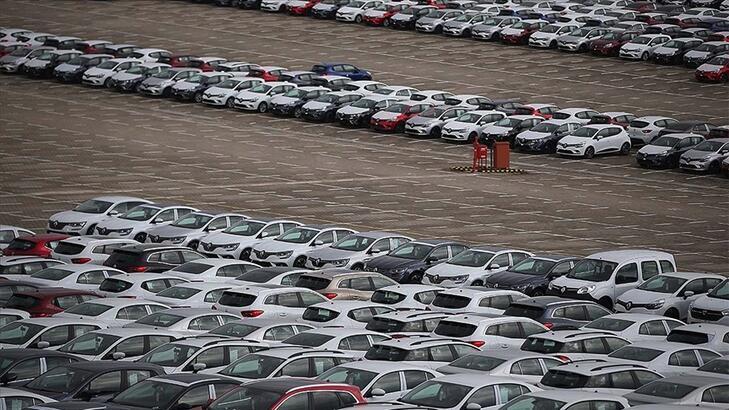 Türkiye'nin binek otomobil ihracatı belli oldu
