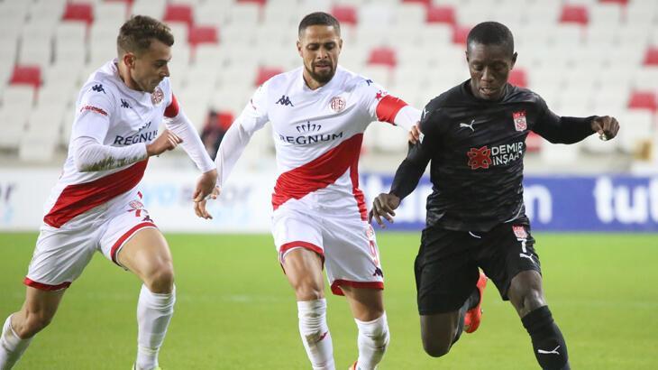Sivasspor'un sahasındaki galibiyet hasreti 6 maça çıktı!