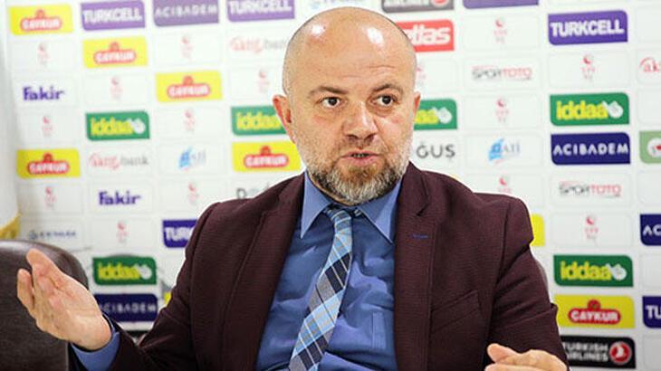 Bakır: Trabzonspor maçını kazanarak taraftarımızı mutlu etmek istiyoruz