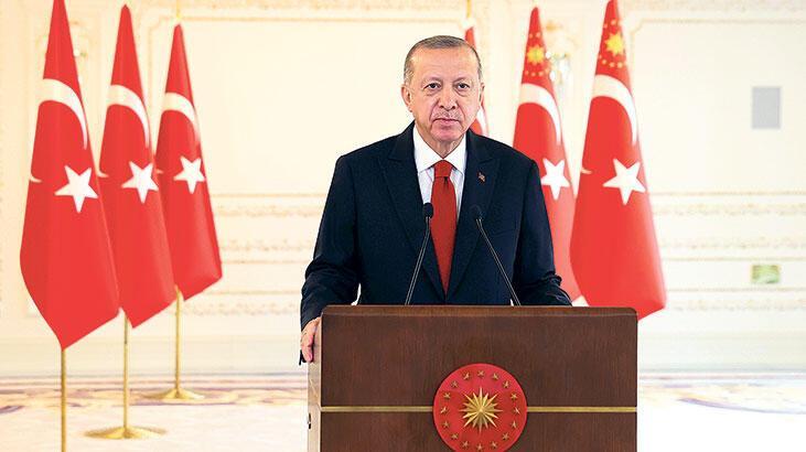 'Yepyeni bir Türkiye inşa ediyoruz'