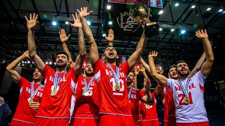 Filenin Efeleri'nin 2021 CEV Avrupa Altın Ligi'ndeki rakipleri belli oldu