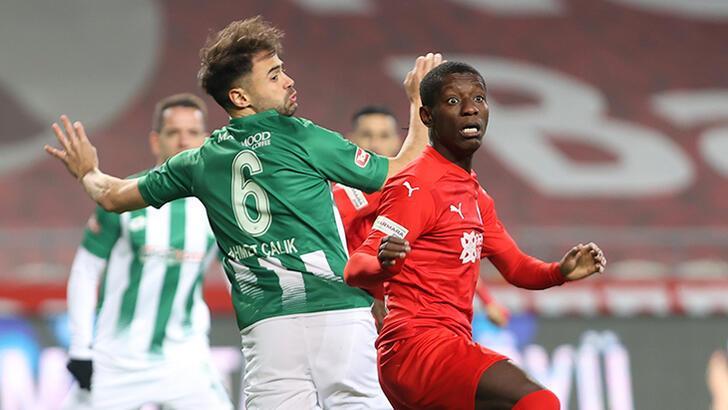 Konyaspor - Sivasspor: 0-1