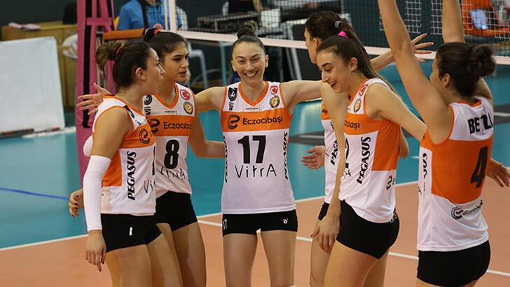 Eczacıbaşı VitrA -  Aydın Büyükşehir Belediyespor: 3-2