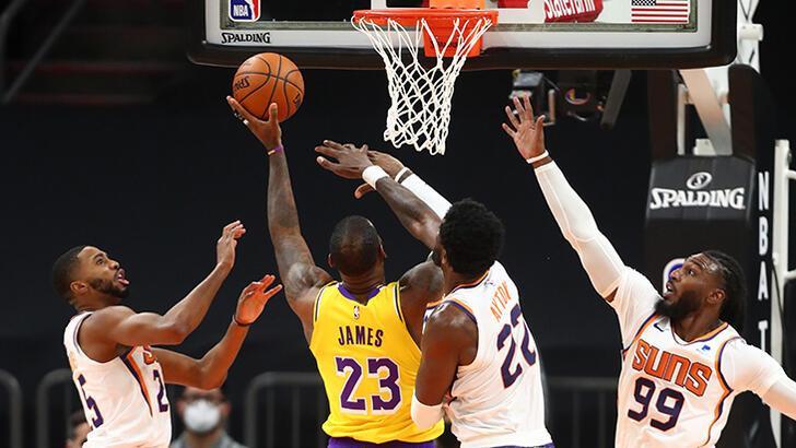 NBA'de dev şölen başlıyor