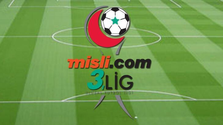 Misli.com 3. Lig'de 15. hafta