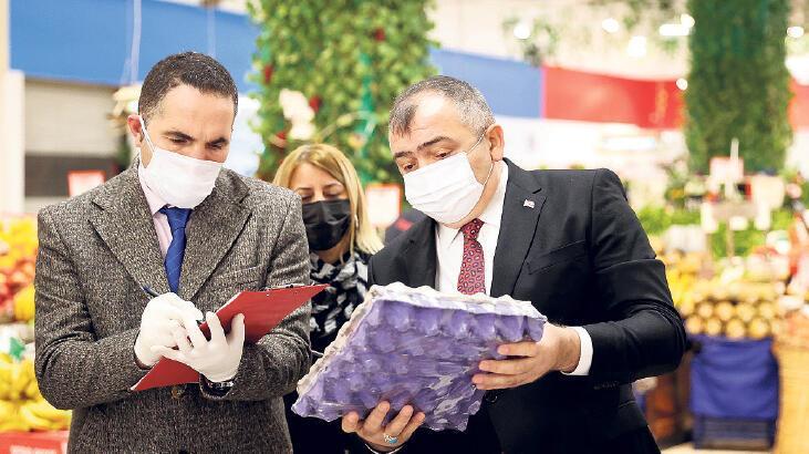 Fahiş fiyat artışına 9.6 milyon TL ceza