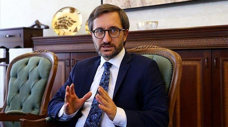 Fahrettin Altun: CHP'nin önerisini kabul etmiyoruz