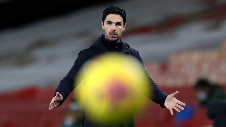 Arsenal'de Arteta tartışmaları sürüyor