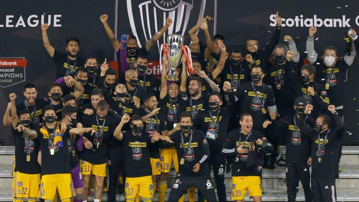 CONCACAF Şampiyonlar Ligi'nde zafer Tigres'in