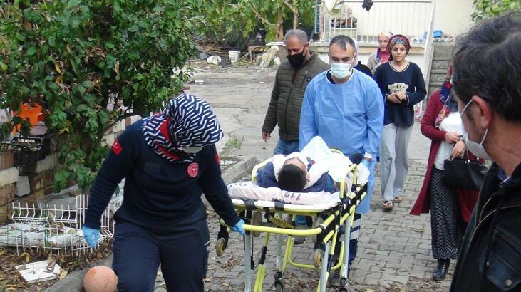 Antalya'da 11 yaşındaki çocuk arkadaşını vurdu