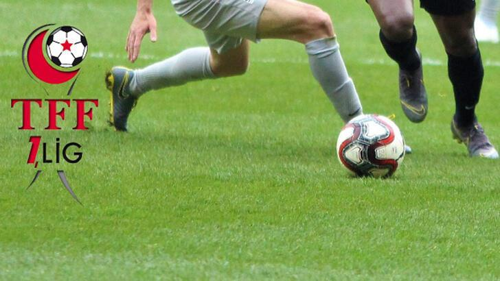 TFF 1. Lig'de 16. haftanın hakemleri açıklandı...