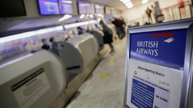 Hollanda İngiltere'ye uçuşları 'negatif test' şartıyla yeniden açtı
