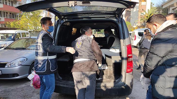 Türkiye'ye kaçak giren 4 PKK/YPG şüphelisine gözaltı