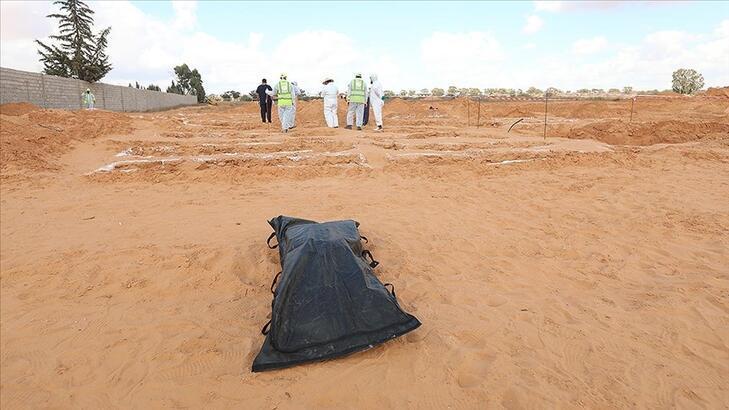 Terhune'de iki yeni toplu mezar bulundu!